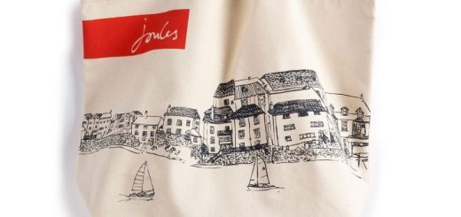 Free canvas bag from Joules