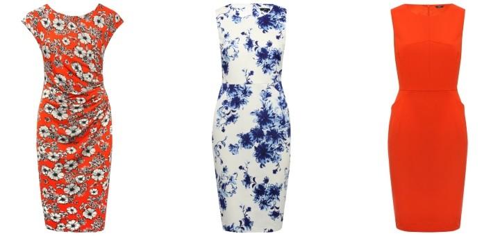 how to add shape to a shift dress