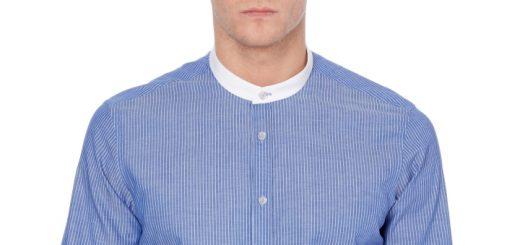 Remus Uomo Farrell stripe slim fit shirt at House of Fraser