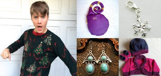 Some of our favourite fashion and jewellery gift ideas from Etsy