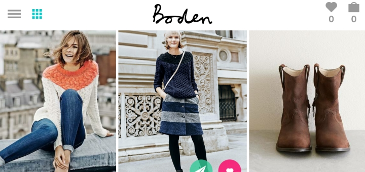 boden makes temptation easier than ever with its new