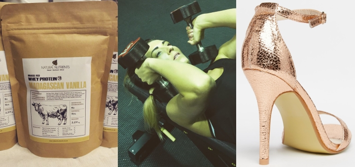 Michelle's three ingredients for Ibiza: natural supplements, exercise, and amazing heels!