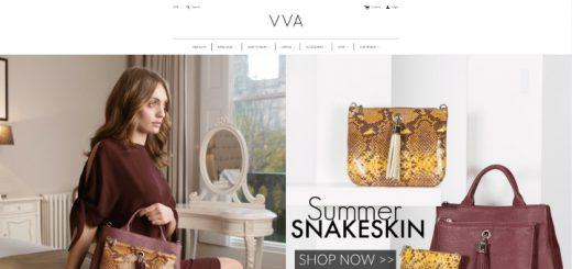 VVA home page