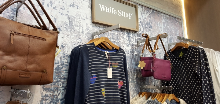 White Stuff at Sandersons department store, Sheffield. Photograph by Graham Soult
