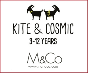 Kite & Cosmic at M&Co