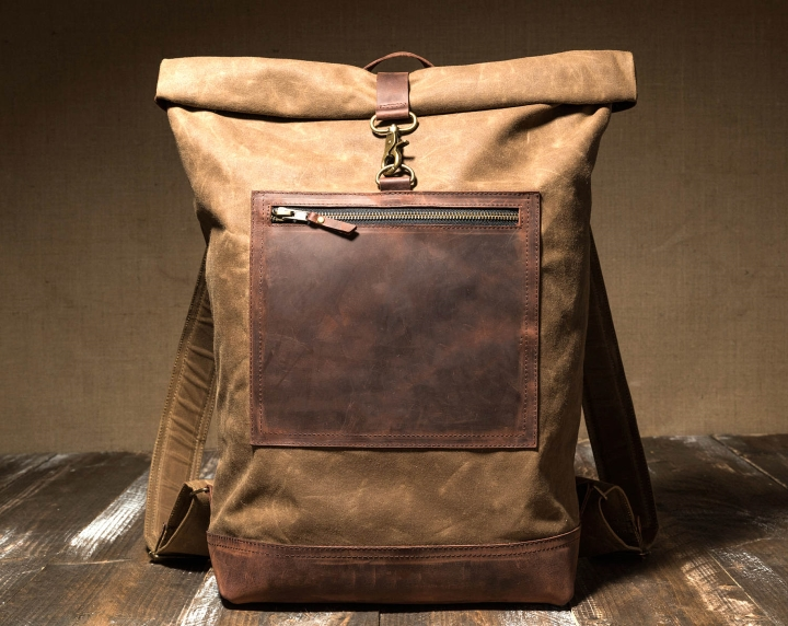 Backpack by Tram 21 at Etsy