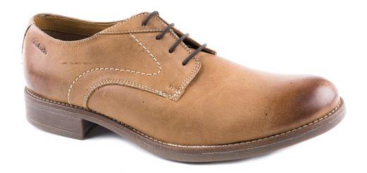 Clarks Fincy Walk Lace-Up Shoes, £60.00, Brantano