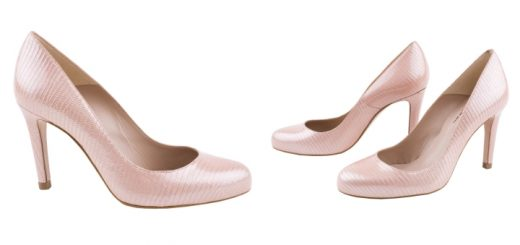 Jones Bootmaker Cactus Court Shoes in Pink, £79.20 at Jones Bootmaker