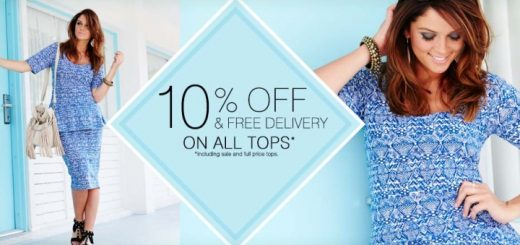 10% off tops at Simply Be this Easter