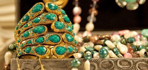 Jewellery from Tesoros