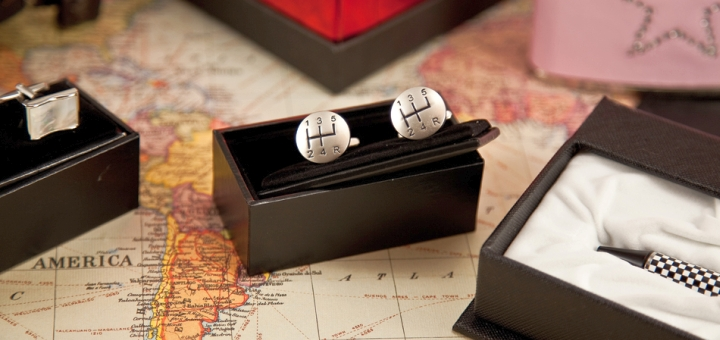 Cufflinks from Tesoros