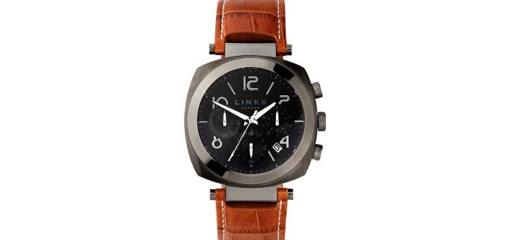 Men's Brompton watch from Links of London