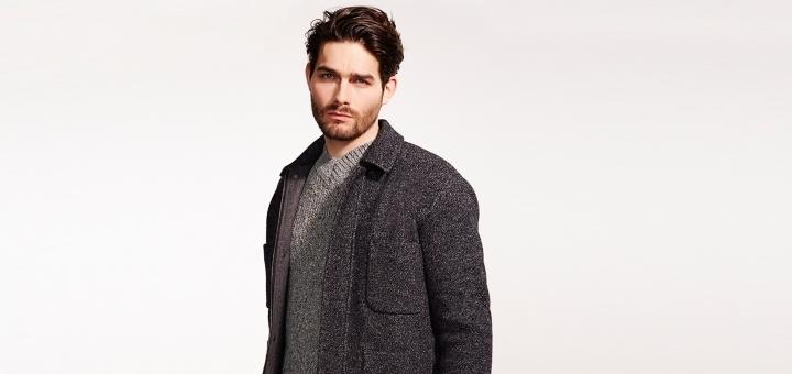 Men's Ishii jacket at Nicole Farhi