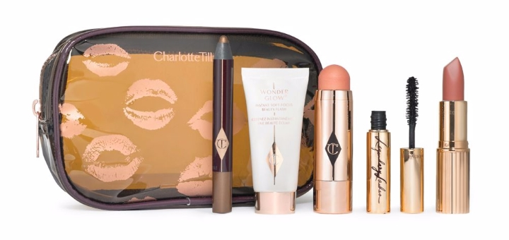 Charlotte Tilbury Quick And Easy Natural Glowing Look at House of Fraser