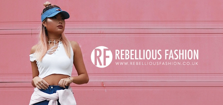 Rebellious Fashion logo