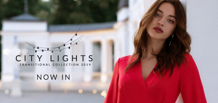 The City Lights collection from Closet London