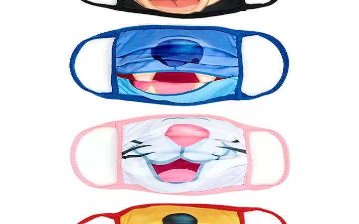 Disney Store Classic Disney Cloth Face Coverings