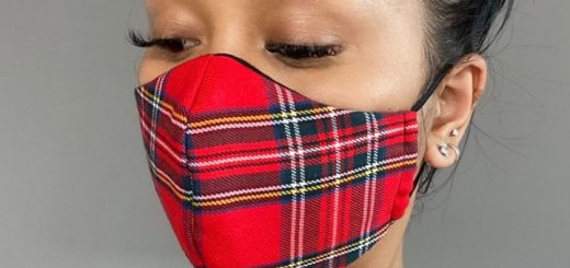 Unisex Reusable Washable Face Mask by Stitched at Etsy