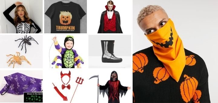 What will you choose for your Halloween 2020 outfit?
