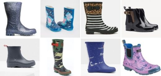 Why cosy, snazzy wellies will you choose this winter?