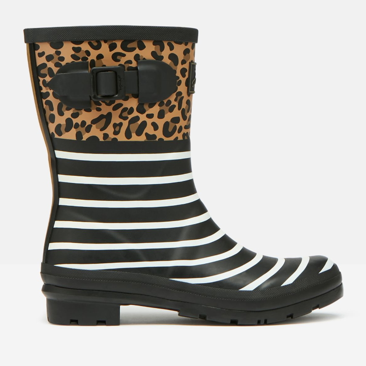 Molly mid-height printed wellies from Joules