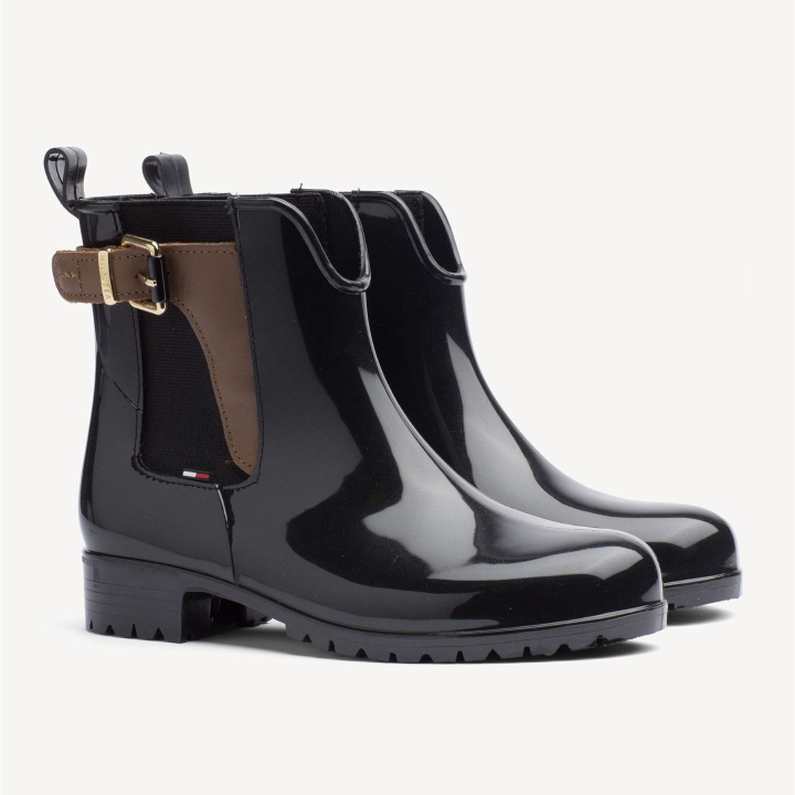 Tommy Hilfiger Oxley ankle wellies at Next