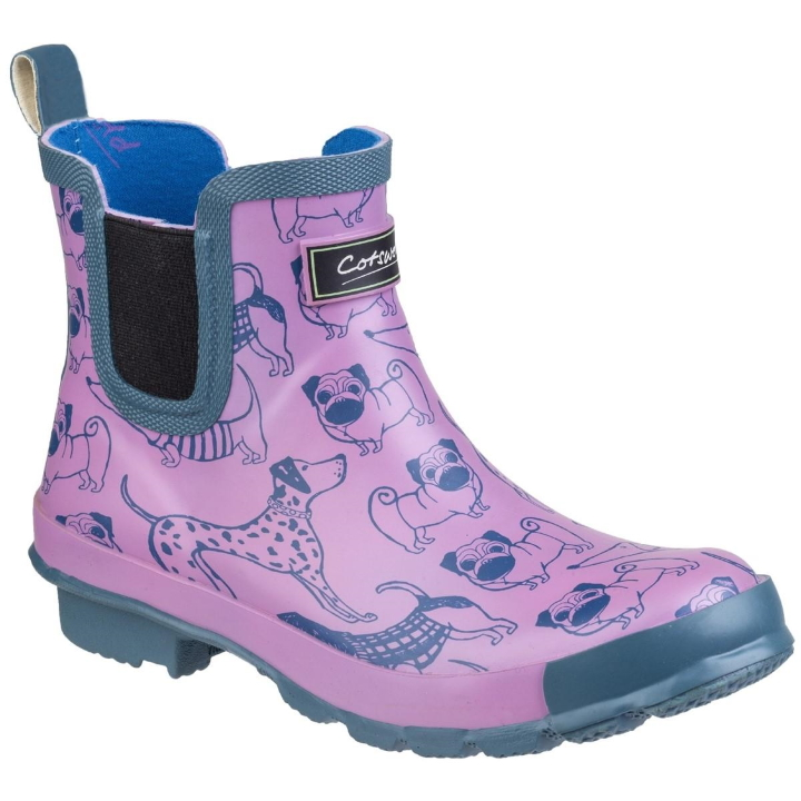 Cotswold Chelsea wellies from Shoe Zone