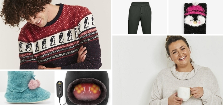 Stay cosy while working from home with our winter clothes suggestions
