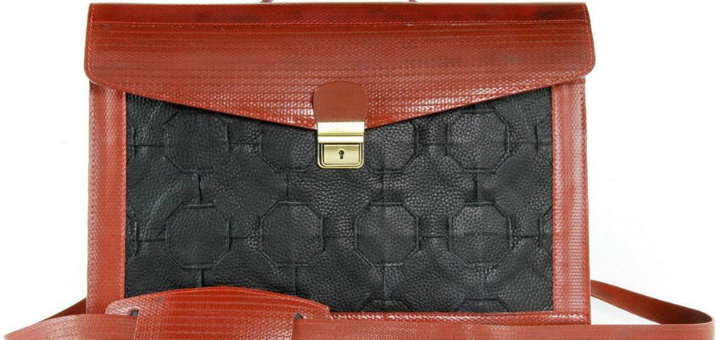 This Elvis & Kresse case is certainly an accessory we could become attachéd to